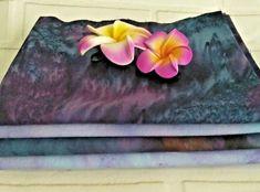 Bali Batik Cotton  Fat Quarter 5 In Pk 45x55cm purples Quilting sewing craft    eBay