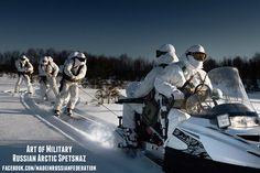 Art of Military. Arctic spetsnaz.