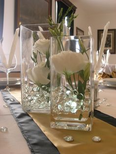 esküvői asztaldíszek saját kezűleg - Google keresés