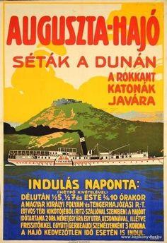 Vintage Boats, Bus Travel, Retro Illustration, Travel Posters, Vintage Posters, Poland, Transportation, Cruise, Europe