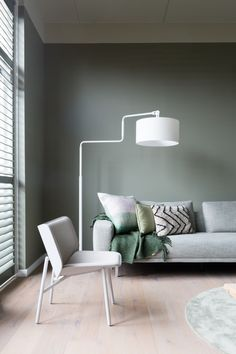 Amsterdam Apartment, Scandi Style, Grey And Beige, Colour Board, New Living Room, Home Crafts, Cribs, New Homes, Interior Design
