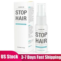 Permanent Hair Removal Spray Painless Stop Hair Growth   Etsy