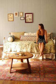 Katie's Cozy Teeny Tiny Boho Studio