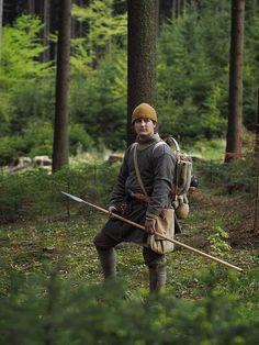 "paganroots: ""By Marobud "" Viking Men, Viking Life, Viking Shield, Viking Clothing, Historical Clothing, Medieval Armor, Medieval Fantasy, High Fantasy, Archer Characters"