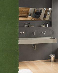 Wieder Ein Beispiel Für Ein Fugenloses Bad In Kalkmarmorputz Nachdem Unsere  Kunden Furchtbar Viel Ärger Mit