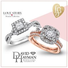 Start your love story with Love Story.
