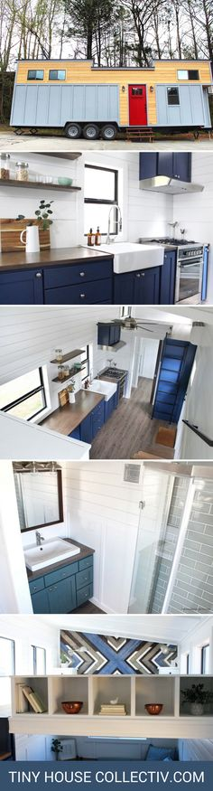 The Juniper by Mustard Seed Tiny Homes