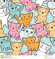 gato desenho kawai - Pesquisa Google