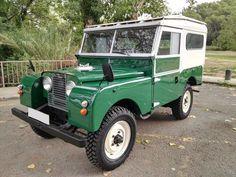 Online veilinghuis Catawiki: Land Rover - 88 Serie I - 1956
