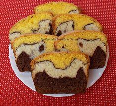 Chec in trei culori - Bunătăți din bucătăria Gicuței Cream Cake, Muffin, Sweets, Romania, Chocolates, Breakfast, Desserts, Joy, Millefeuille Recipe