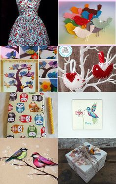 Watch the birdie! by Debbi Wood on Etsy--Pinned with TreasuryPin.com