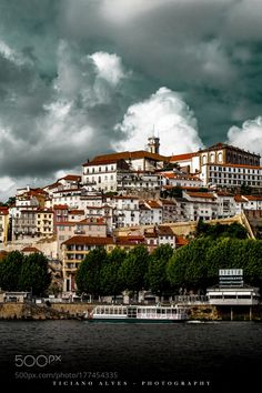 Spring Sky Coimbra - Photo 008 by TicianoAlves Portugal, Photography Website, Architecture Photo, Skyscraper, Minimalism, Mansions, Abstract, House Styles, Spring