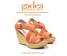 #Floridamandarina Un nuevo modelo SS15 de #gadea www.gadeawellnes.com