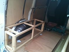 Our surfvan build thread - VW T4 Forum - VW T5 Forum