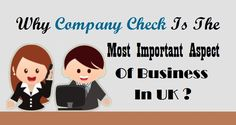 How #CompanyCheck UK Help You To Find Out Best #Companies ?  #UKBusiness #DirectoryList Company Check, Starting A Business, How To Find Out