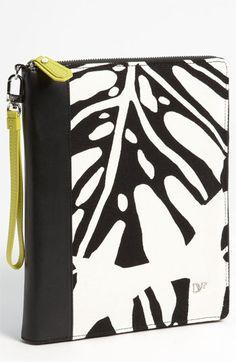 Diane von Furstenberg Print iPad Case available at #Nordstrom