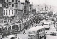 Ece Ayhan'ın, şiirlerinin başkenti olarak bahsettiği yer: #Sirkeci F: 1950'ler #istanbul
