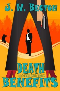 Free Kindle Book For A Limited Time : Death Benefits (Southern Fraud Thriller 2) - Fraud investigator Julia Jackson is back in action, and her next assignment throws her straight into the crosshairs of a bevy of desperate people…and one man who will do anything to keep his secret safe.Late one night, a car burns on a lonely rural road, and the discovery of a body—charred beyond recognition—in the driver's seat sets in motion a series of deadly events. And when the wife of the supposedly decea...
