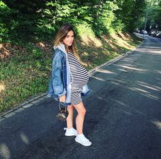 10 Style Rules Every Pregnant Woman Should Know Miroslava Duma, Maternity Fashion, Fall Winter, Hipster, Chic, Pregnancy Style, Bump, Instagram, Tops