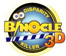 DISPARITY TAGGER BY BINOCLE IS AVAILABLE  Binocle (France) will start the commercialization of its real-time high-definition stereoscopic correction unit: the DisparityTagger.The software is available for renting. An off-line version (DisparityKiller) is also available for post-production.