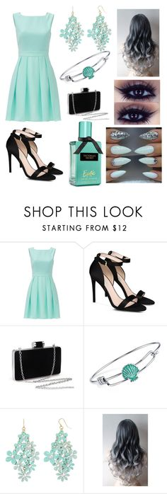 """HJ"" by hazreta-jahic ❤ liked on Polyvore featuring Kate Spade, STELLA McCARTNEY, Disney and Decree"