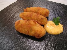 Spanish Food, Spanish Recipes, Beignets, Sweet Potato, Potatoes, Vegetables, Albondigas, Cake, Conch Fritters