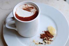 Chai-Spiced Hot Chocolate