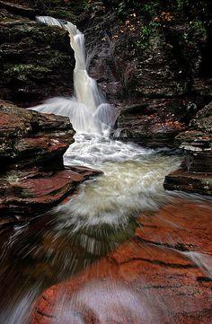 ✯ Waterfall - Ricketts Glen, PA