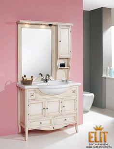 Итальянская мебель - Мебель для ванных комнат - Мебель фабрики EPOQUE - Производитель EPOQUE - Страна производства Италия - Мебельный салон Элит