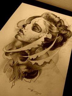 skull? by AndreySkull.deviantart.com on @deviantART