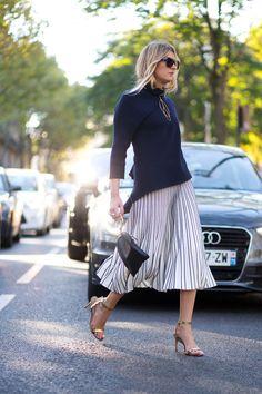 The Paris Way: Fashion Week Street Style Day 8