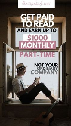 How To Get Paid To Read/ Narrate And Turn It Into A Passive Income. Heres an awesome-not-your-ordinary company that will pay you to read audio books. Narrate and get paid and earn extra cash. Get paid to read books. Work from home by dheeramallamapa Read Ways To Earn Money, Earn Money From Home, Earn Money Online, Online Jobs, Way To Make Money, Online Income, Money Fast, Online Earning, Work From Home Opportunities