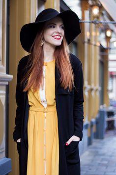 Black dress hat 2016
