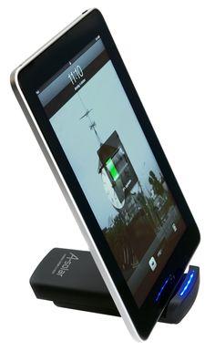A-Solar's Power Dock for the iPad