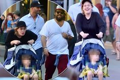 Adele dresses son Angelo as Anna from Frozen during fun-filled...: Adele dresses son Angelo as Anna from Frozen during fun-filled… #Adele