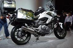 Honda NC 750 X Adventure 2015