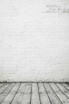 White Brick Wall Photography Backdrops Newborn Baby Wood Floor Backgrounds for Children Photo Studio Props White Background Wallpaper, Photo Background Images, Background For Photography, Photography Backdrops, Photo Backgrounds, Backdrop Background, Photography Backgrounds, Photography Studios, White Photography