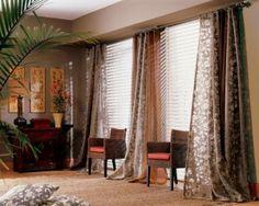 Reno Interior Design - Window Decor, Window Covering Ideas, Glenbrook, Crystal Bay, NV
