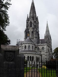 St. Fin Barre's Cathedral - The Gates, Cork