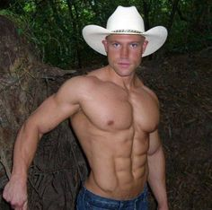 texasbadpup:  TEXASBADPUP ……. HARD ROCK MUSCLES OF COWBOYS
