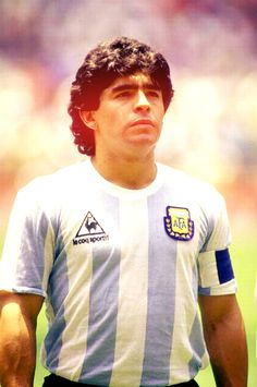 D.A. Maradona