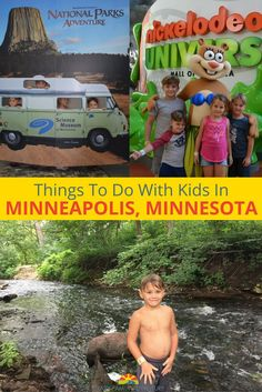 Check out our list of the top things to do with kids in Minneapolis!