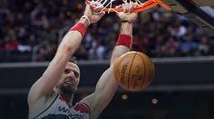 """NBA: komplet widzów na """"polskiej nocy"""", zwycięstwo Washington Wizards"""