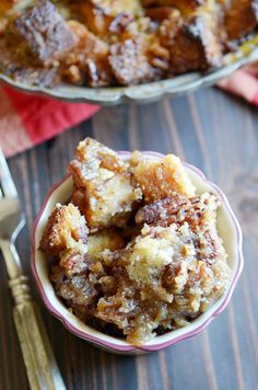 Pecan Pie Bread Pudding http://www.somethingswanky.com/pecan-pie-bread-pudding/?utm_campaign=coschedule&utm_source=pinterest&utm_medium=Something%20Swanky&utm_content=Pecan%20Pie%20Bread%20Pudding