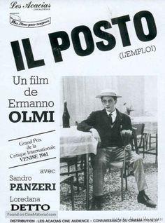 il posto movie posters - Αναζήτηση Google
