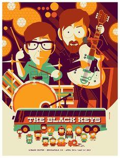 black keys posters - Buscar con Google