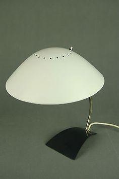 Bauhaus, Kaiser, Eames, Objects, Table Lamp, Desk, Vintage, Home Decor, Table Lamps