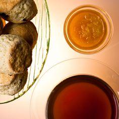 Scones, Orangenmarmelade & mein Earl Grey • Berliner Speisemeisterei