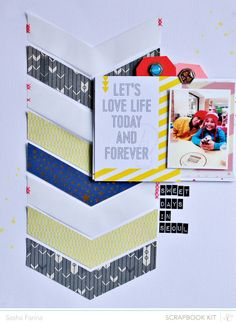 Blue Note Kit - Sweet Days In Seoul by Sasha at @Studio_Calico