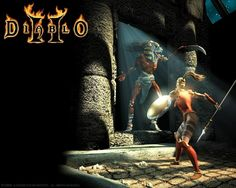 Rogue was a hero of my childhood. When I started playing Diablo II, I had no doubts which class to choose.